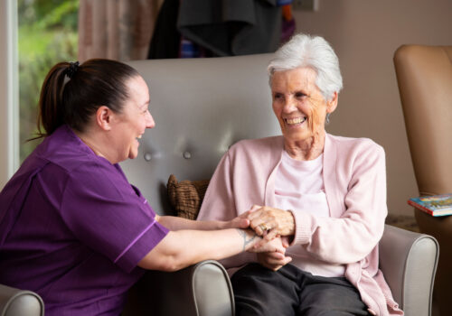 Bluegrove House Care Home
