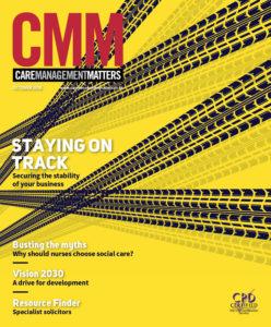 CMM October 2018 cover
