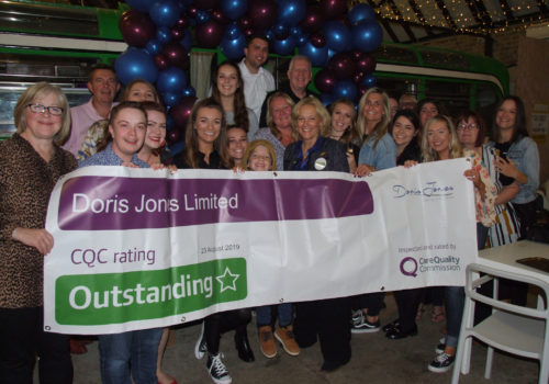 Doris Jones Outstanding Homecare