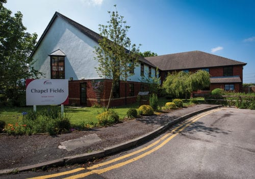Chapel Fields care Home
