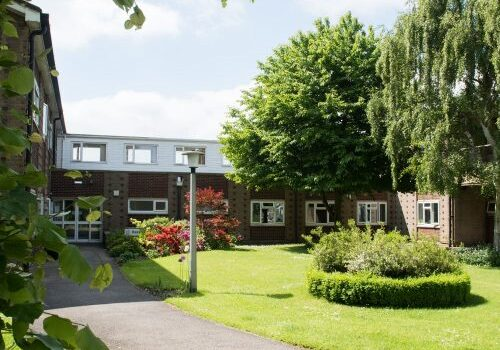 Connaught Court Care Home