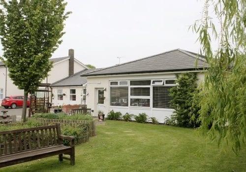 Court Regis Care Home exterior image