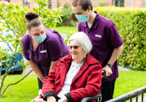 Anchor Care Homes England