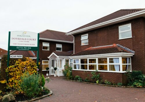 Dovedale Court Barchester Healthcare