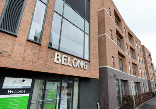 Belong Newcastle-under-Lyme