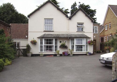 The Hollies Care Home