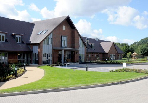 Harper Fields Care Home