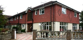 Harpwood Residential Care Home exterior