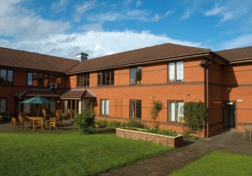 Herondale & Kingfisher Care Home