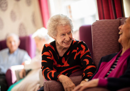 Hurst Park Court Anchor Care Homes