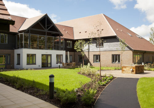 Hurstwood View Barchester Healthcare