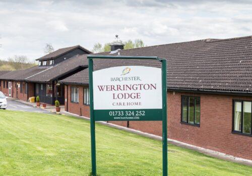 Werrington Lodge