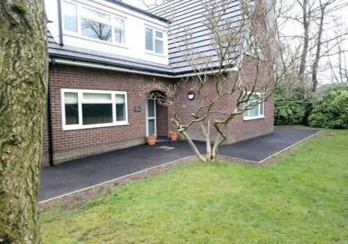 Keele Crescent Respite Care Home Exterior