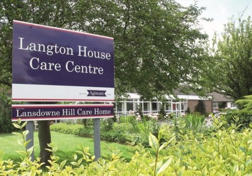 Lansdowne Hill Care Home