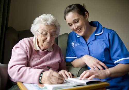 Bluebird Care Bromley