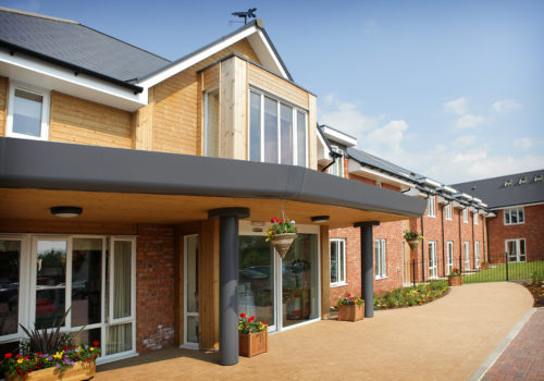 Oak Grange Care Home