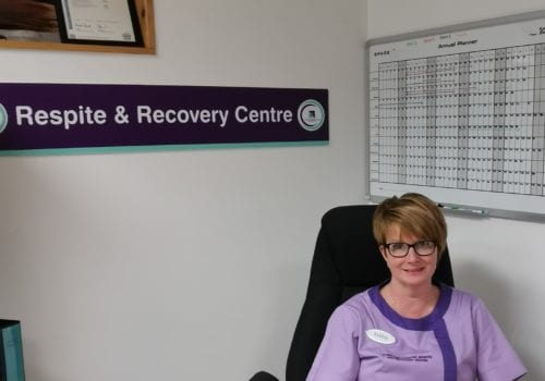 reception at town and country care respite & recovery centre
