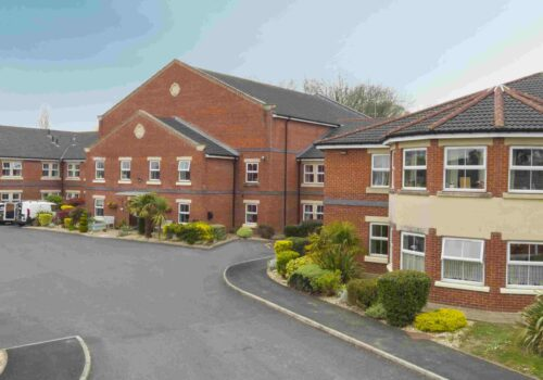 Penwortham Grange and Lodge