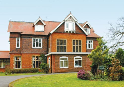 The Old Downs Residential Care Centre