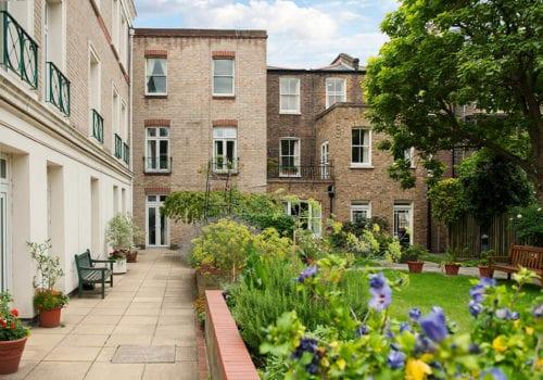 The Kensington Exterior