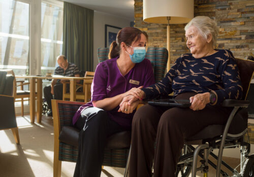 anchor care home