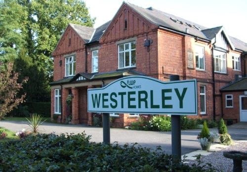Westerley care Home lincolnshire exterior