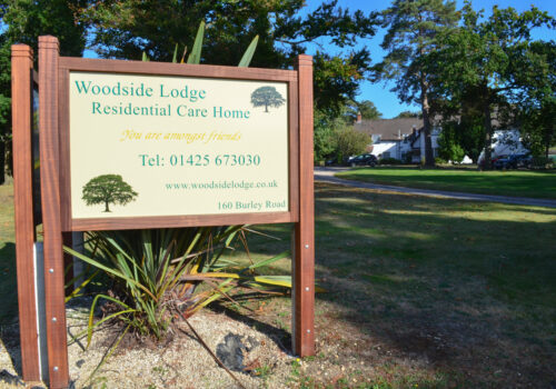 Woodside Lodge Christchurch