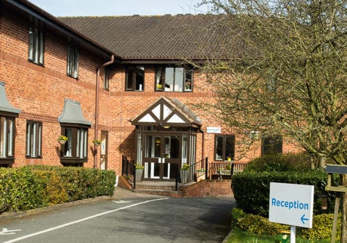 aston court care home
