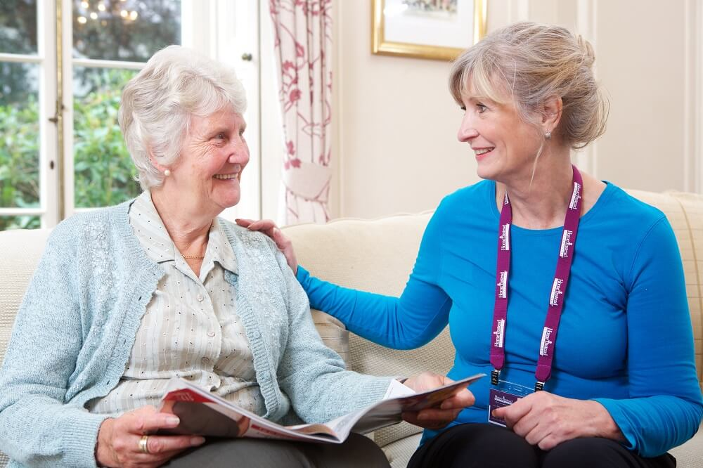 Home Instead East Northants, Home Care Services | Care Choices