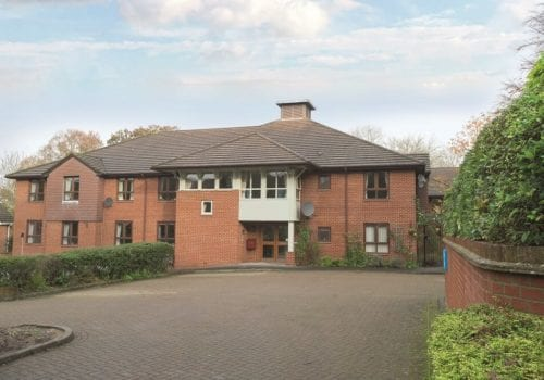 Copper Beech House Care Home