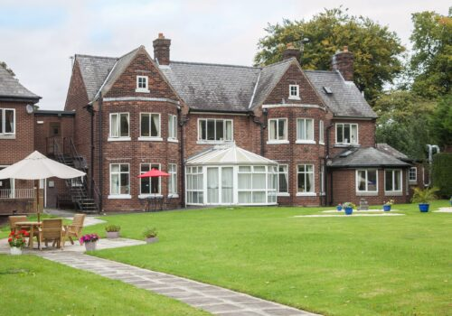 St Oswalds Care Home