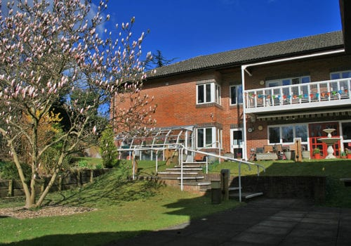 Friars Meas Care Home
