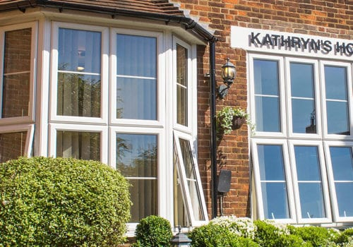 kathryn's house exterior