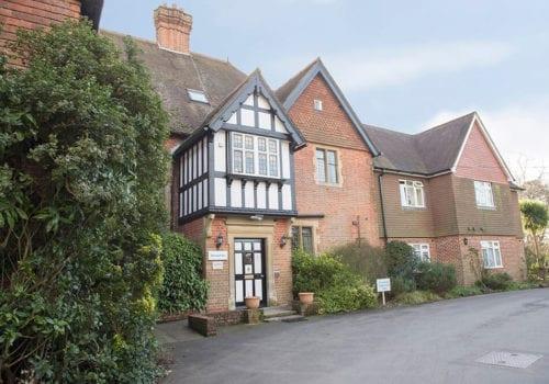 Pendean House Exterior