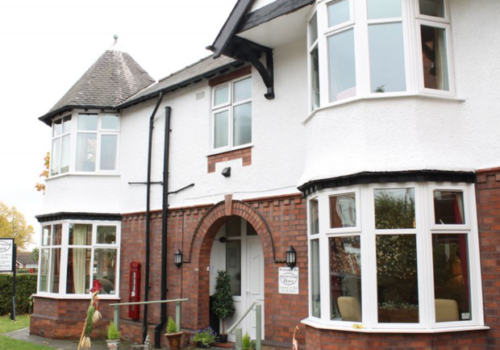 Shortwood House Care Home
