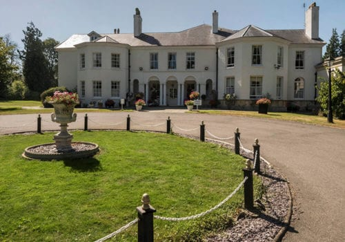 Staplehurst Manor Exterior