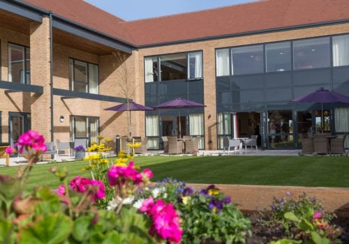 Bramshott Grange Care Home