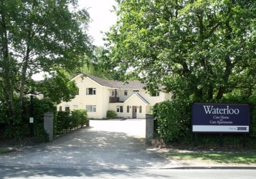 Waterloo care Home