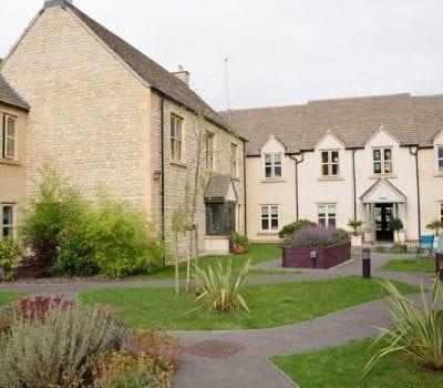 Jubilee Lodge Exterior
