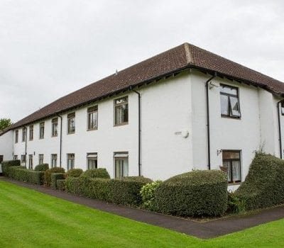 Barlett House Exterior