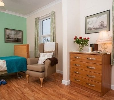 Wyatt Bedroom
