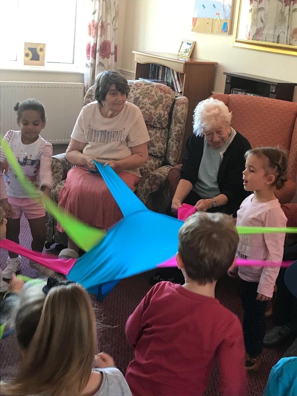 Longmoor Nursery Visit