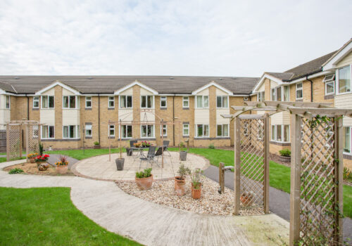 Meadowcroft care home