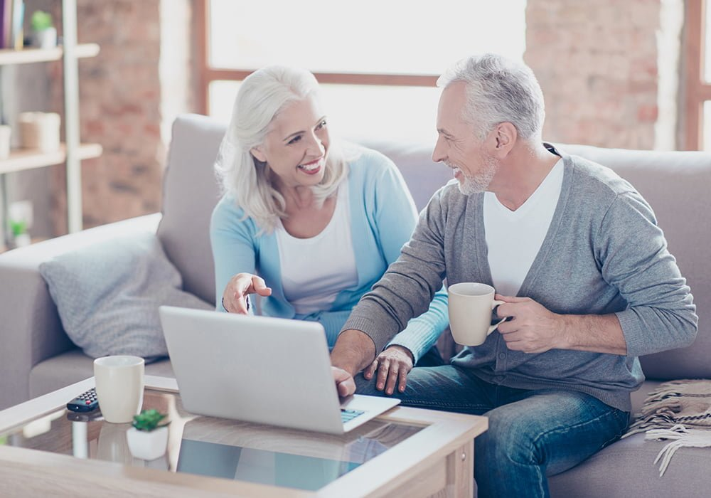 How to get social care, elderly couple