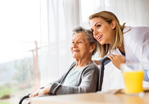 support for carer