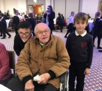 Foxgrove and Maynell House residents take part in schools project