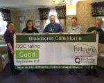 Broadacres, Rotherham care home good rating