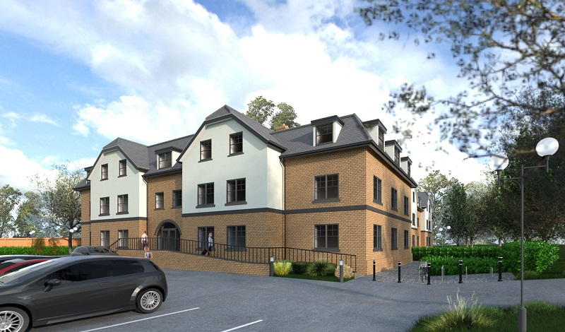 New care home Fenchurch house