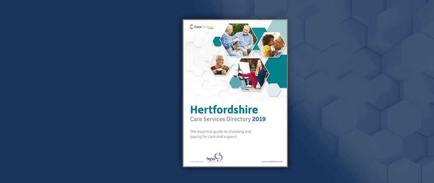 Hertfordshire Care Services Directory - Care Choices