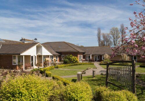 Oulton Park Barchester Healthcare